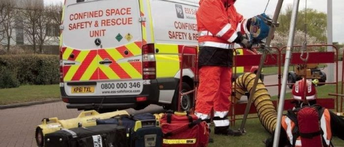 City & Guilds and CS2 High Risk Confined Space Entry & Rescue